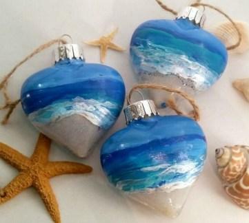 Creative Beach Christmas Decor Ideas24