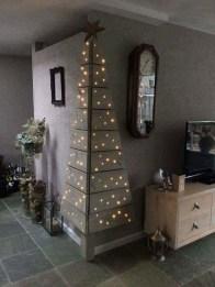 Diy Wall Christmas Tree Ideas19