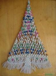 Diy Wall Christmas Tree Ideas29