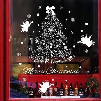 Diy Wall Christmas Tree Ideas34