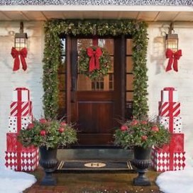 Excellent Outdoor Christmas Decorations Ideas12