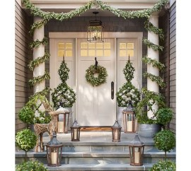 Excellent Outdoor Christmas Decorations Ideas20