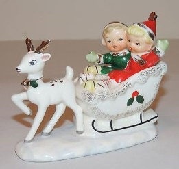 Fascinating White Vintage Christmas Ideas15
