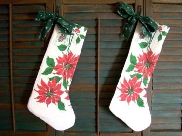 Fascinating White Vintage Christmas Ideas23
