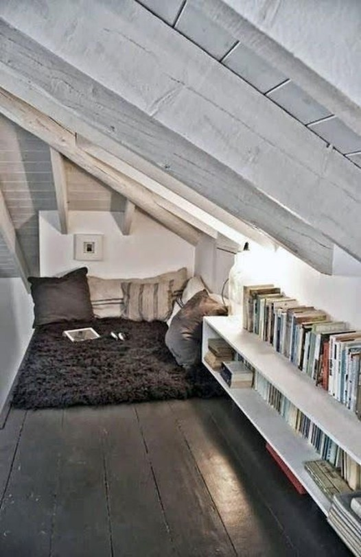 Modern Attic For Christmas26