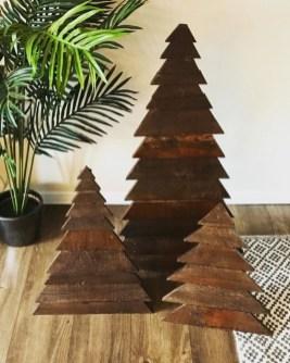 Modern Christmas Tree Alternatives Ideas09