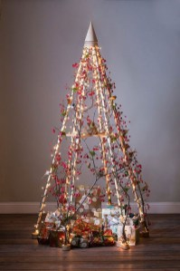 Modern Christmas Tree Alternatives Ideas10