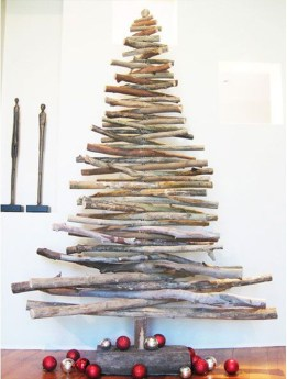 Modern Christmas Tree Alternatives Ideas16