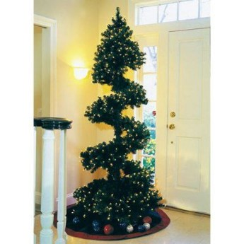 Modern Christmas Tree Alternatives Ideas17
