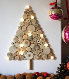 Modern Christmas Tree Alternatives Ideas23