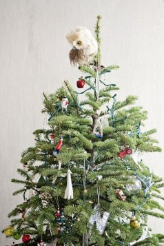 Modern Christmas Tree Alternatives Ideas43