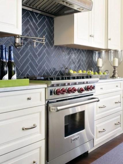 Modern Dark Grey Kitchen Design Ideas01