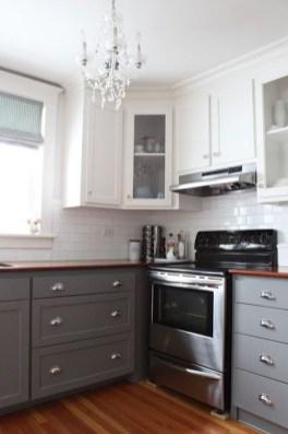 Modern Dark Grey Kitchen Design Ideas12