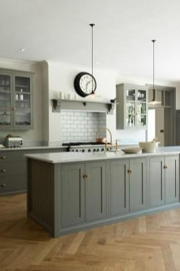 Modern Dark Grey Kitchen Design Ideas13