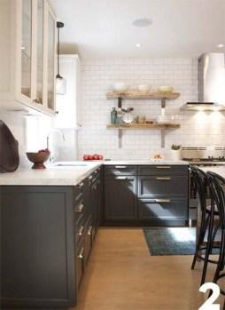 Modern Dark Grey Kitchen Design Ideas21