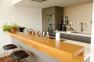 Modern Dark Grey Kitchen Design Ideas37