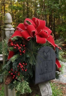 Outdoor Decoration For Christmas Ideas08