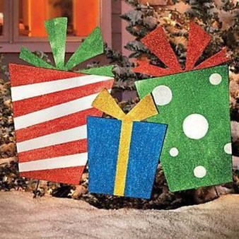 Outdoor Decoration For Christmas Ideas09