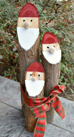 Outdoor Decoration For Christmas Ideas27