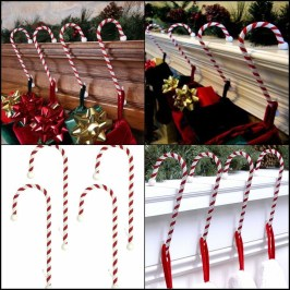 Perfect Candy Cane Christmas Decor Ideas For Your Home19