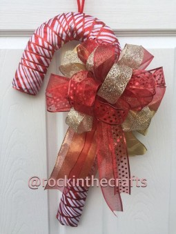 Perfect Candy Cane Christmas Decor Ideas For Your Home25
