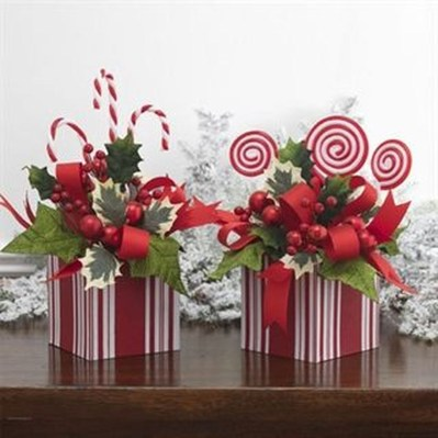 Perfect Candy Cane Christmas Decor Ideas For Your Home31