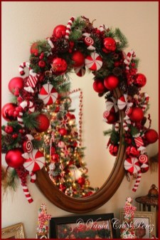 Perfect Candy Cane Christmas Decor Ideas For Your Home42