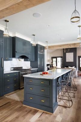 Relaxing Blue Kitchen Design Ideas For Fresh Kitchen Inspiration15