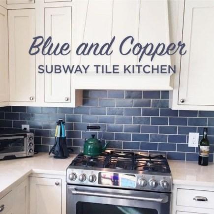 Relaxing Blue Kitchen Design Ideas For Fresh Kitchen Inspiration44