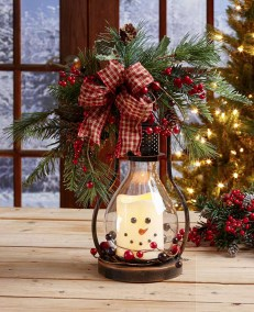 Simple Home Decor Ideas For Christmas13