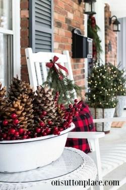 Simple Home Decor Ideas For Christmas34