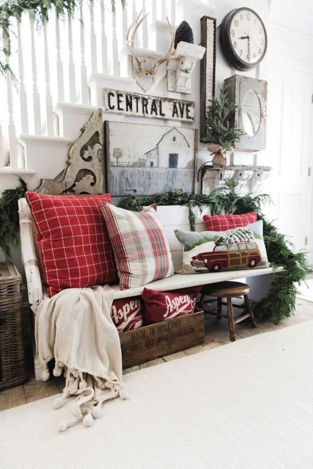 Simple Home Decor Ideas For Christmas36