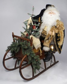 Unique Sleigh Decor Ideas For Christmas01