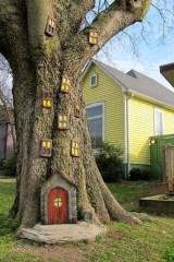 Amazing Big Tree Landscaping Ideas07