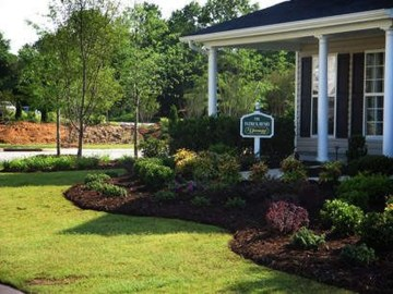 Amazing Grass Landscaping For Home Yard17