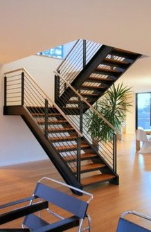 Amazing Modern Staircase Design Ideas12