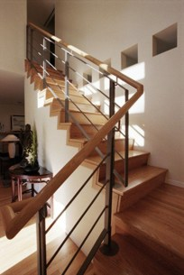 Amazing Modern Staircase Design Ideas29