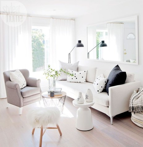 Amazing Scandinavian Livingroom Decorations Ideas01