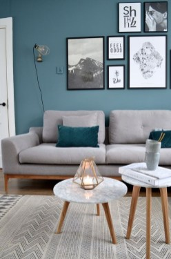 Amazing Scandinavian Livingroom Decorations Ideas11