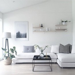 Amazing Scandinavian Livingroom Decorations Ideas27