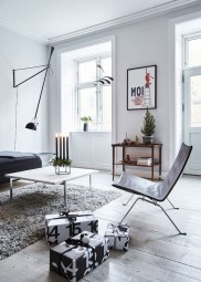 Amazing Scandinavian Livingroom Decorations Ideas37