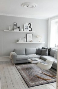 Amazing Scandinavian Livingroom Decorations Ideas39