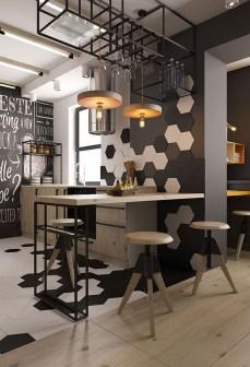 Amazing Small Apartment Kitchen Ideas13