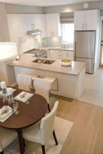 Amazing Small Apartment Kitchen Ideas19