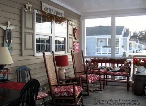 Amazing Valentine Porch Ideas16