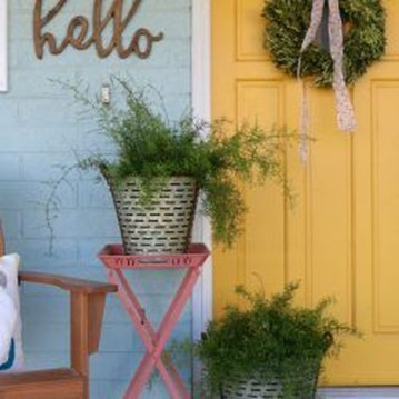 Amazing Valentine Porch Ideas38