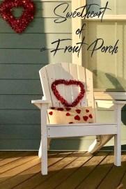 Amazing Valentine Porch Ideas42