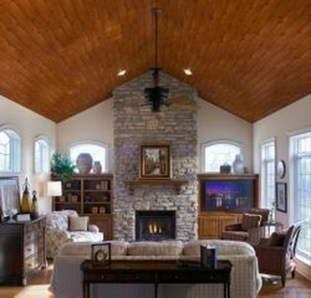 Amazing Wooden Ceiling Design 03