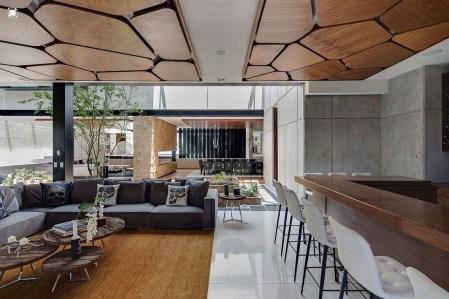 Amazing Wooden Ceiling Design 15