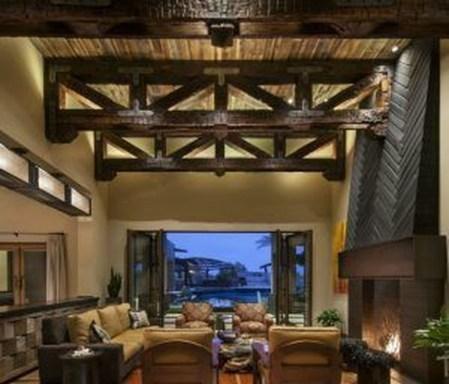 Amazing Wooden Ceiling Design 16